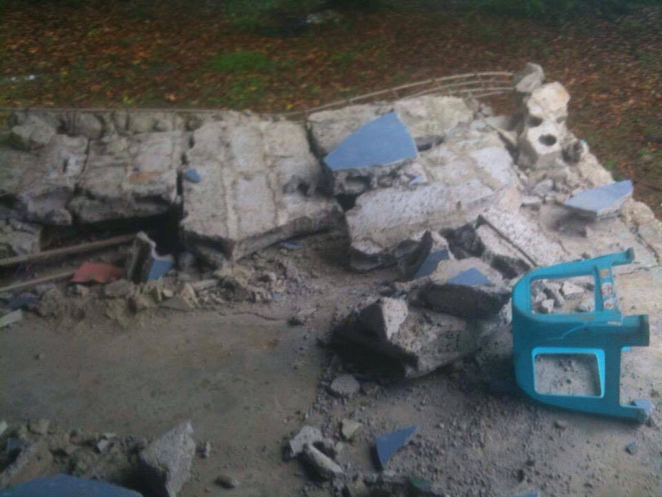 Ecuador earthquake - minga foundation