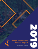 Minga Foundation Annual Report